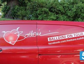Barbara Balldini - Verkehrstauglich