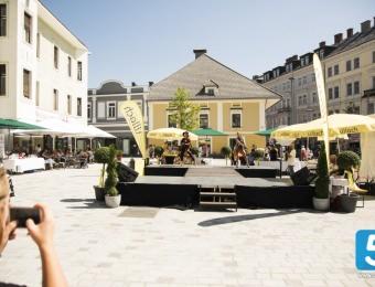 Eröffnung Hans Gasser Platz