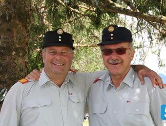 Feuerwehrbezirksleistungsbewerb in Nötsch