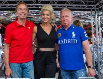 Sportwagentreffen 2016 Samstag