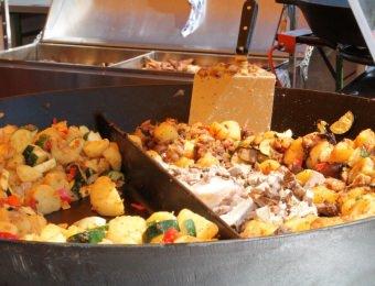 Streetfoodfestival am Faaker Bauernmarktgelände