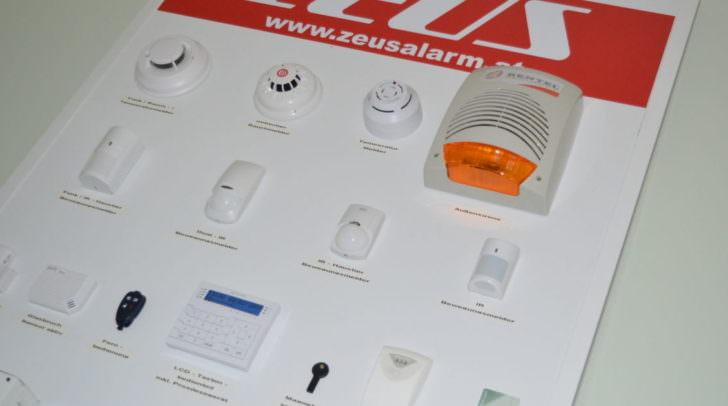 Auch im technischen Bereich gibt es eine Vielzahl von Möglichkeiten zum Schutz des Eigenheims