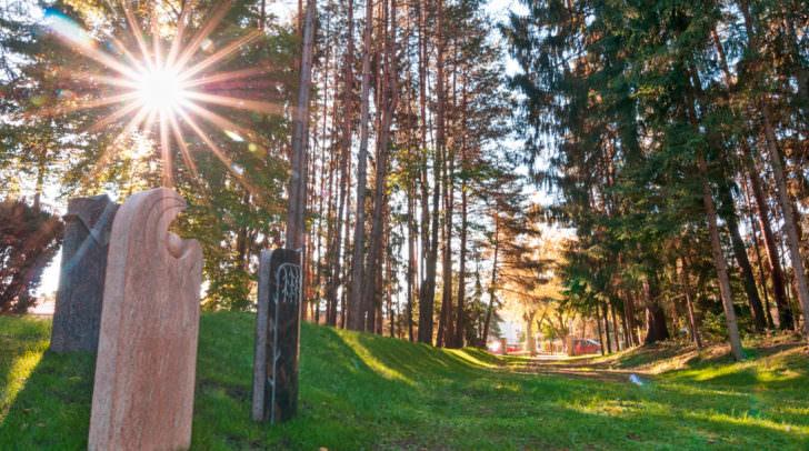Für mehr Sicherheit der Friedhofsbesucher ist nun gesorgt