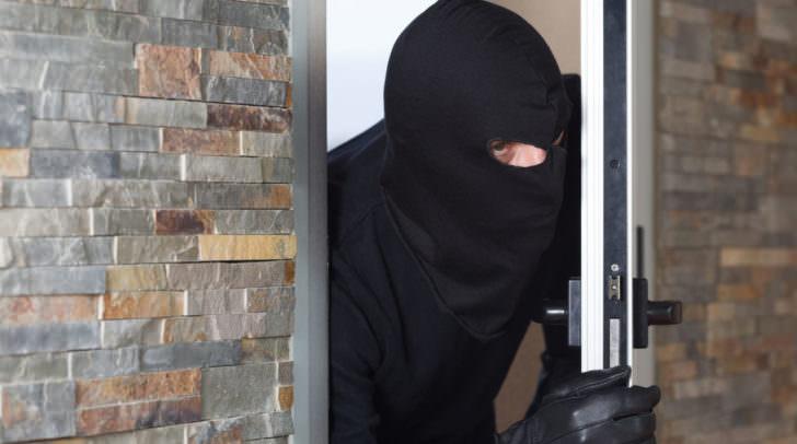 Dieb Einbrecher