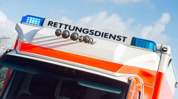 Von der Rettung wurde der 16-jährige ins LKH Villach gebracht