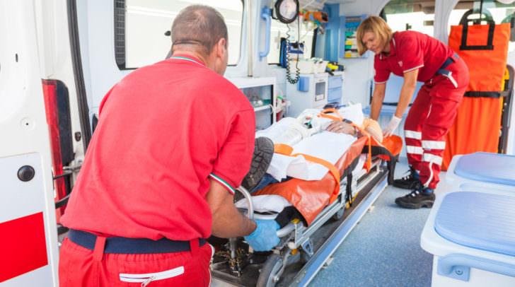 In Kärnten sind neun Notarztstützpunkte 24 Stunden und sieben Tage in der Woche besetzt.