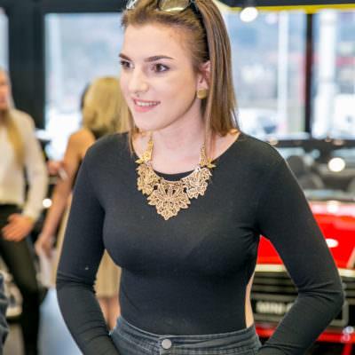 Sarah Tatjana Neumann aus Wernberg