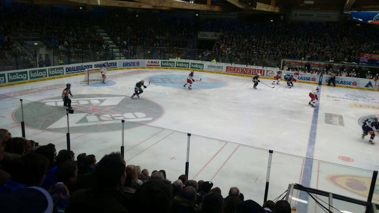Eishockey VSV Salzburg