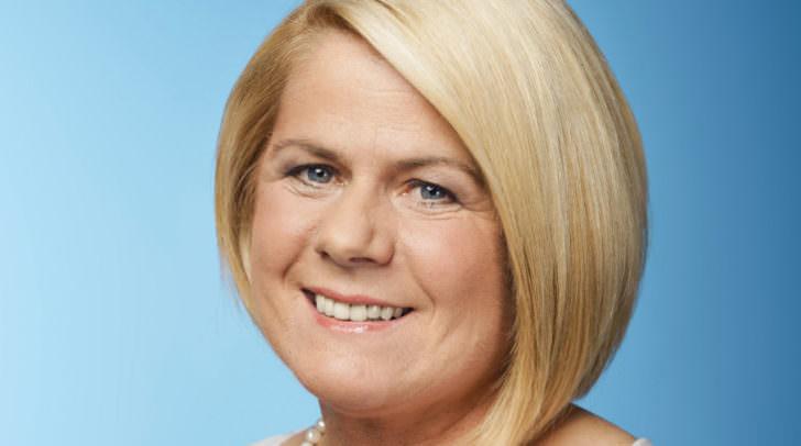 Frauenreferentin Vizebürgermeisterin Gerda Sandriesser