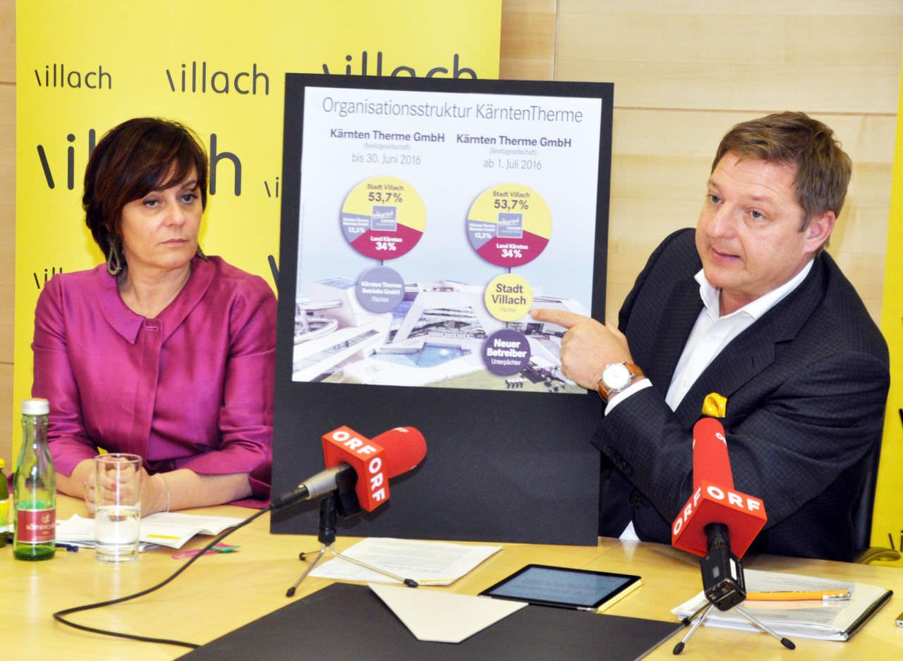 Kärnten Therme Albel Oberrauner