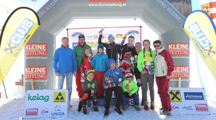 Tolle Erfolge für die heimischen Vereine beim Abschluss der alpinen Cup-Bewerbe.