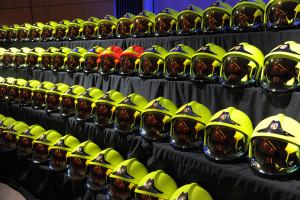 Feuerwehr Helme