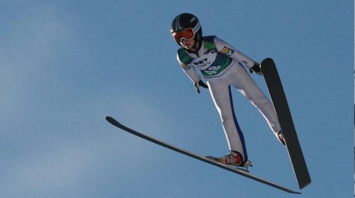 Daniel Tschofenig (Achomitz) landete in der Schüler II auf den 2. Platz