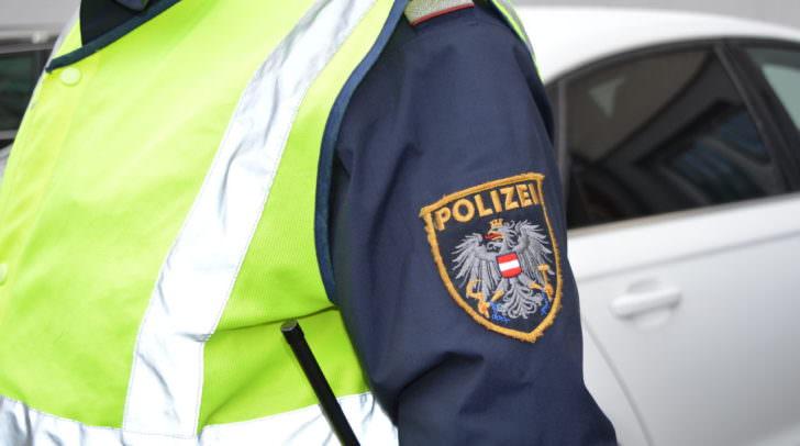 Polizei Warnweste