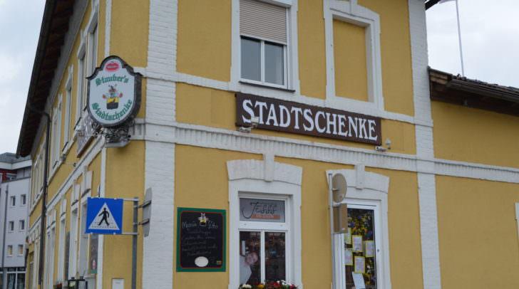Treffpunkt Stadtschenke – Tisal's Stammlokal