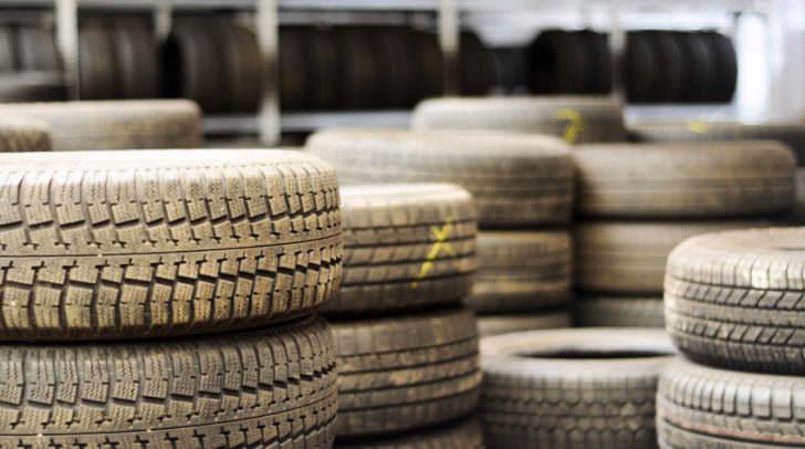 Ein Dieb in Villach hat es auf Reifen abgesehen