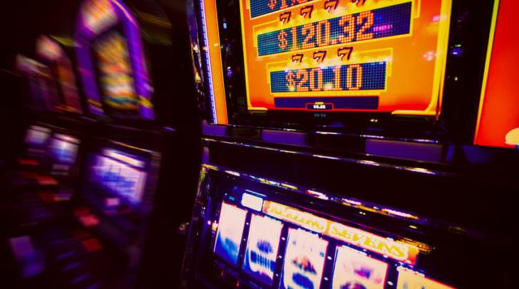 Spielautomat (Symbolfoto)