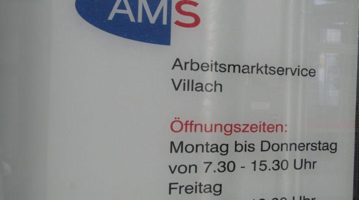 Das AMS in Villach hat viel zu tun – es gibt hier den höchsten Anstieg in der Arbeitslosigkeit