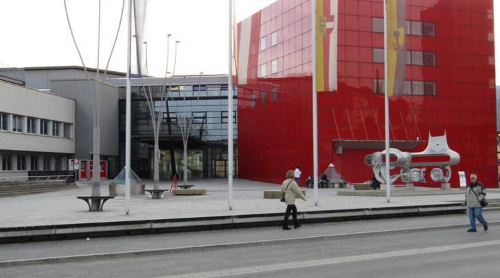 Das Congress Center in Villach wird zum Austragungsort der KFV-Präsidentenwahl. Kommt es zum Erdbeben oder bleibt Werner Lippitz fest im Sattel?