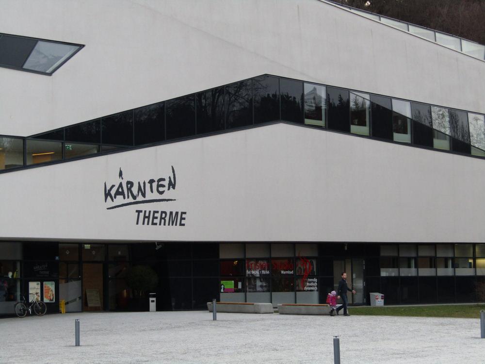 Kärnten Therme Warmbad