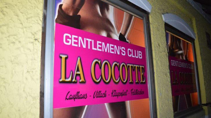 Der La Cocotte Gentlemen's Club in Landskron – wir wagten den Blick in eine Branche die sich normalerweise sehr bedeckt hält …
