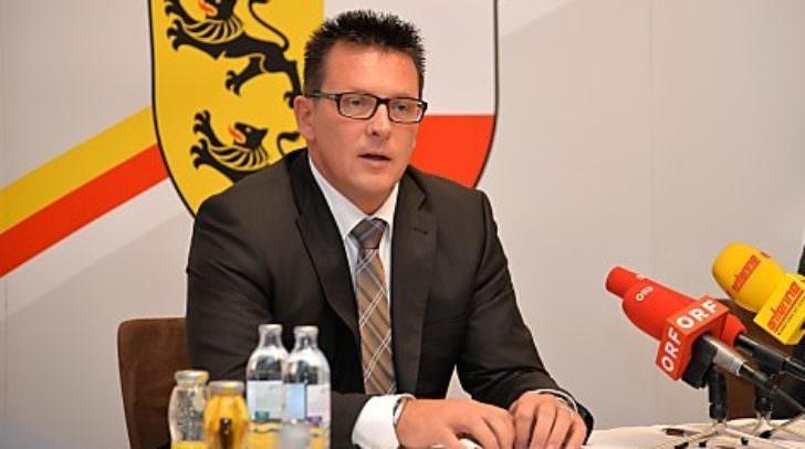 Landtagsabgeordneter Wilhelm Korak
