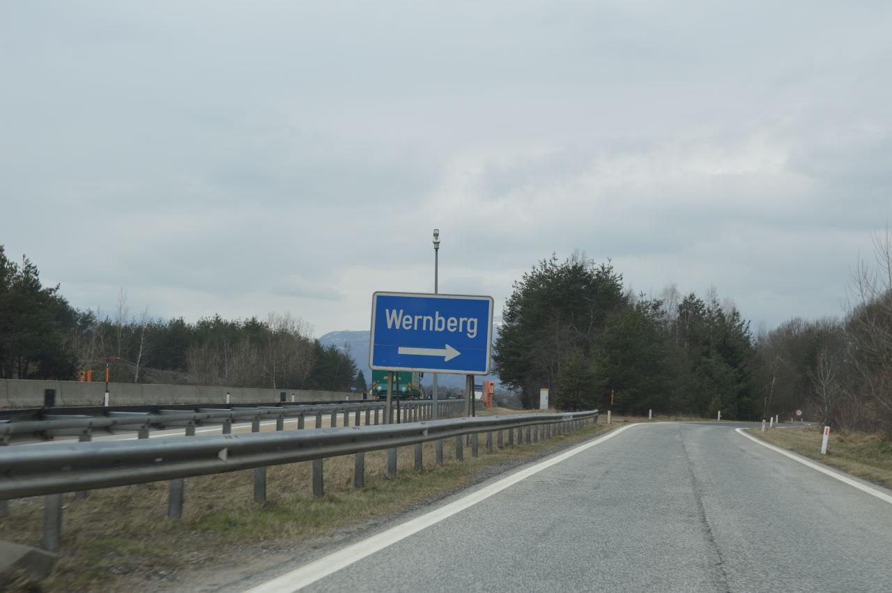 Wernberg Autobahn