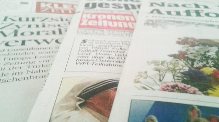 Die RTR KommAustria veröffentlicht jedes Quartal die aktuellen Zahlen und Meldungen zu Inseratausgaben der öffentlichen Hand