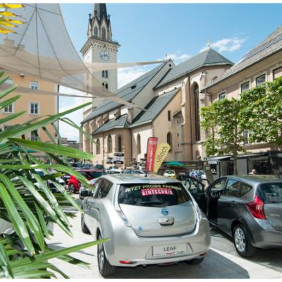 Villachs Altstadt bildet am 6. und 7. Mai die perfekte Kulisse für die Automobile 2016 und präsentiert die topaktuellsten Modelle der Auto- und Zweiradwelt
