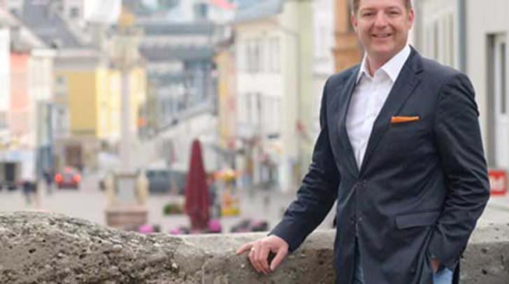 Bürgermeister Günther Albel: 'Invest in Villachs Altstadt ist eine gute Entscheidung.'