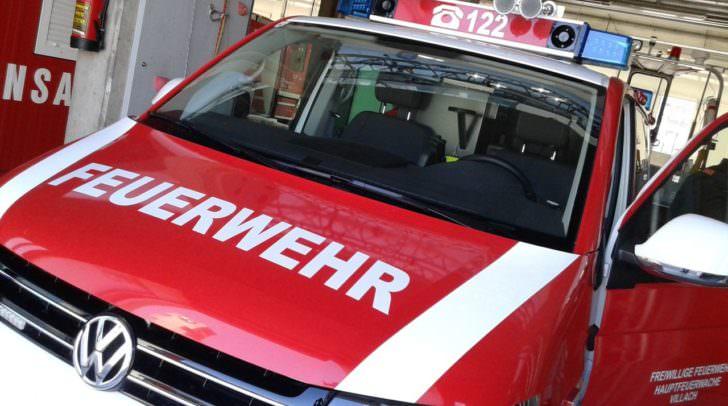 Die FF Judendorf wurde alarmiert und löschte den Brand
