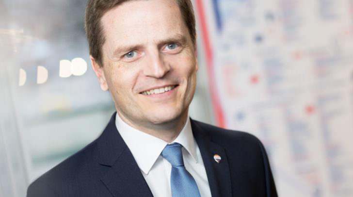 Geschäftsführer von RE/MAX Austria: Bernhard Reikersdorfer