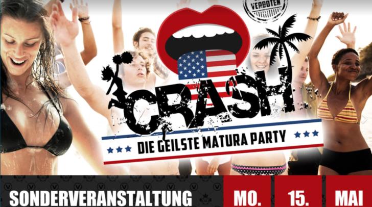Save the date: DIE Megaparty zum Schulabschluss!