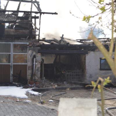 Brand Feuerwehr Nötsch