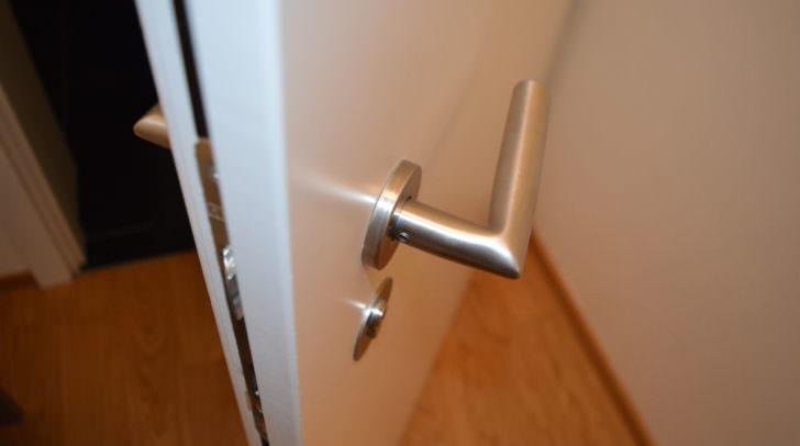 Tür Einbruch