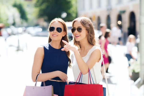 Sonne, spazieren und shoppen – so macht das Einkaufen richtig Freude