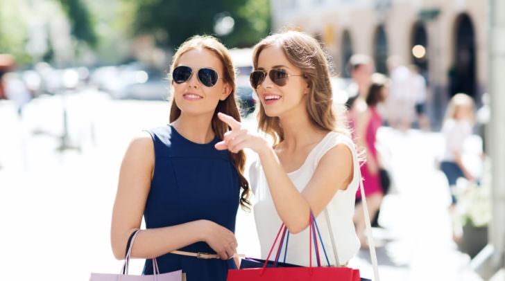 Sonne, Café und shoppen – so macht das Einkaufen richtig Freude