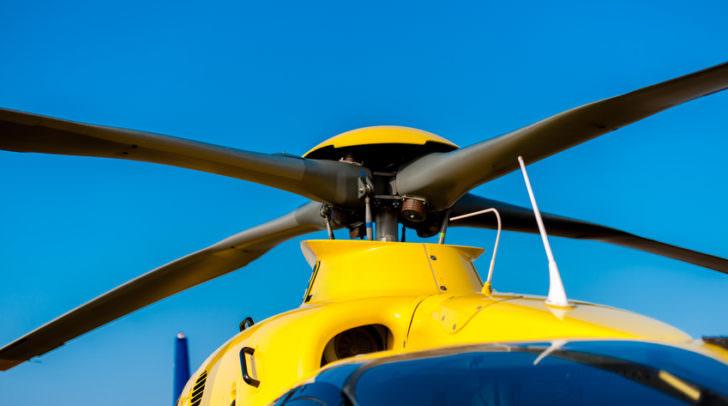 Das 11-jährige Mädchen wurde mit dem Rettungshubschrauber C7 in das Bezirkskrankenhaus Lienz geflogen.