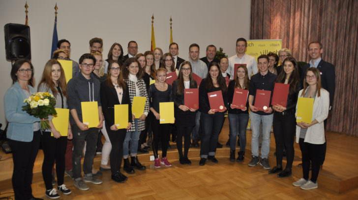 25 Teilnehmerinnen und Teilnehmer stellten sich dem diesjährigen Fremdsprachenwettbewerb in Villach