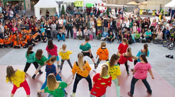 Am Freitag, den 29. April 2016 findet der Jugendkulturtag statt