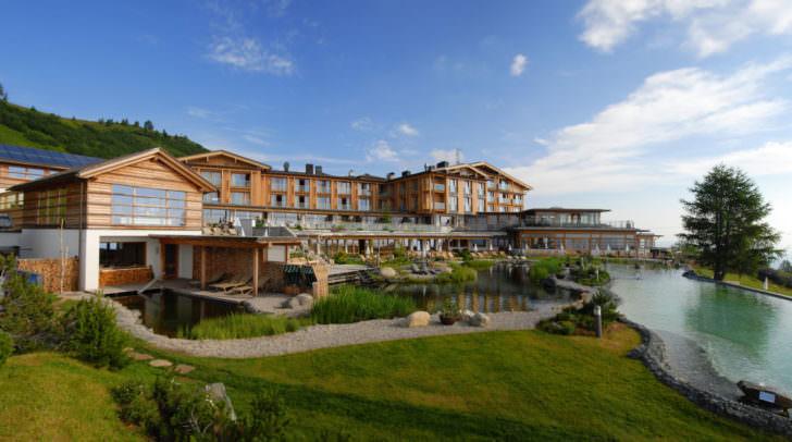 Im Mountain Resort Feuerberg auf der Gerlitzen Alpe werden bis Juni 2016 weitere EUR 5 Millionen insbesondere in neue Wellness-Attraktionen investiert