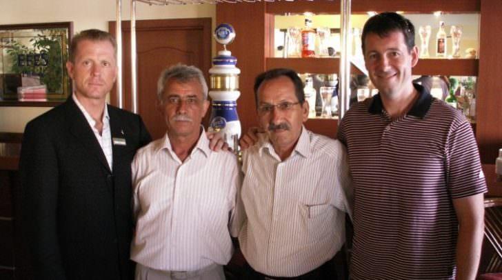 Horst Fallosch verbinden noch heute zahlreiche Freundschaften in die Türkei