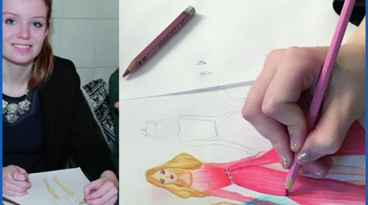 Entwurfszeichnen mit<br /></noscript> Katrin Winkler