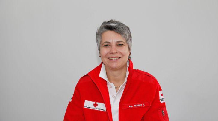 Mag. Astrid Wedenig, Bezirksgeschäftsführerin