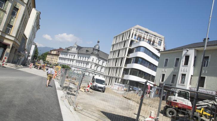 Innenstadt Villach Hans Gasser Platz