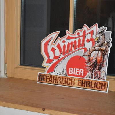 Ein besonderes Bier für einen besonderen Ort