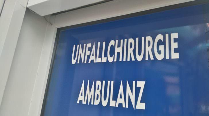 LKH Villach, Krankenhaus, Landeskrankenhaus, LKH, Unfall, Unfallchirurgie, Ambulanz