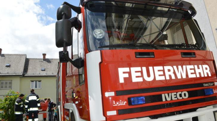 Die Feuerwehr wurde wegen einer starken Rauchentwicklung alarmiert