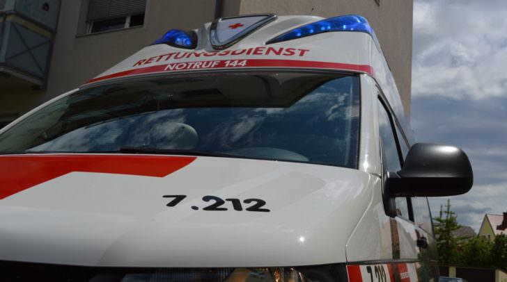 Der Verletzte musste ins KH Spittal/Drau verbracht werden.