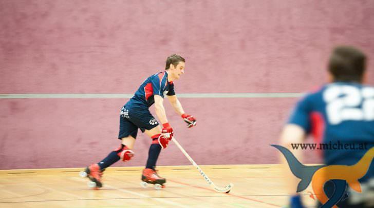 David Huber Rollhockey RHC Villach